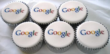 corporate cupcakes google logo
