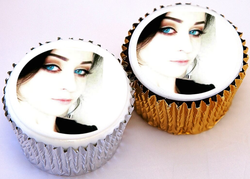 single photo cupcake flavours
