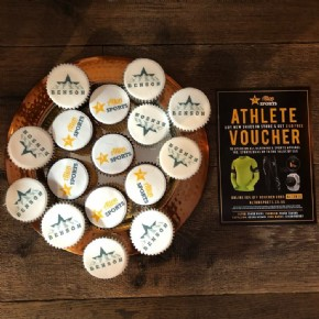 Corporate Cupcakes for Alton Sports
