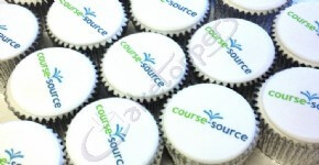 Course source Logo Cupcakes