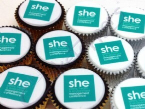Logo cupcakes for ENA
