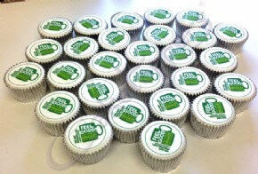 Cupcakes for Macmillan Coffee Morning