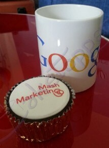 Mash Marketing Cupcakes