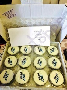 Celebrating the launch of a new range with Ping G30 Cupcakes