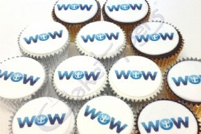 Royal Caribbean WOW Cupcakes