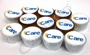 Scott Safety Care Cupcakes