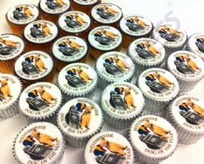 Celebrating Westminster Dog of the Year with Cupcakes