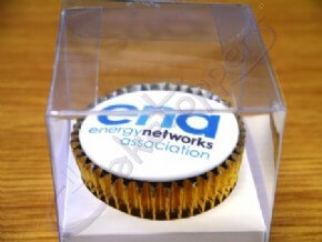 Boxed Cupcakes for Energy Networks Association (ENA)