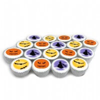 Mini Halloween Cupcakes (25)